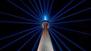 TV Tower Dusseldorf