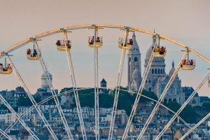 Tuileries Garden Wheel
