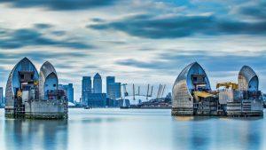 UK Thames Barrier
