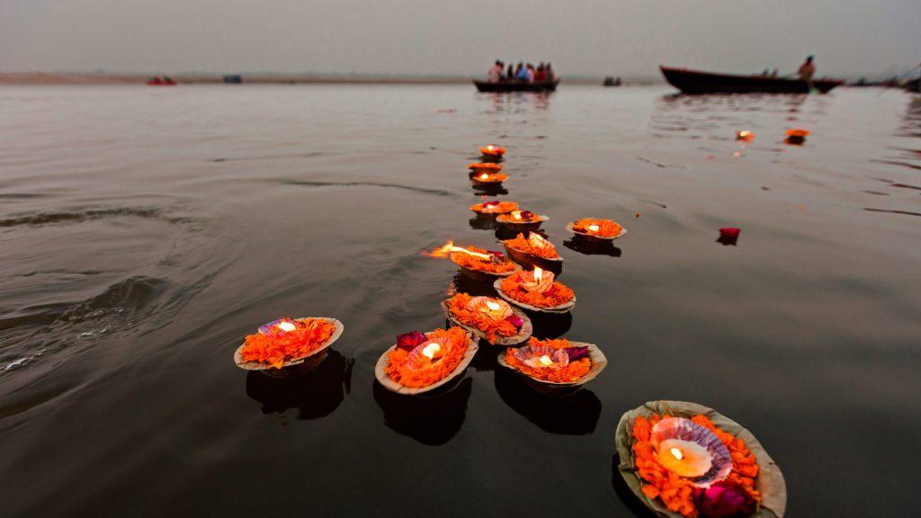 Varanasi Candles