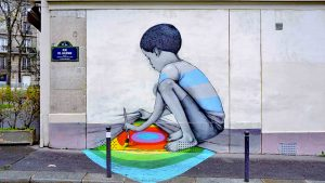 Wall Paris
