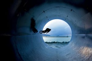 BMX Tunnel