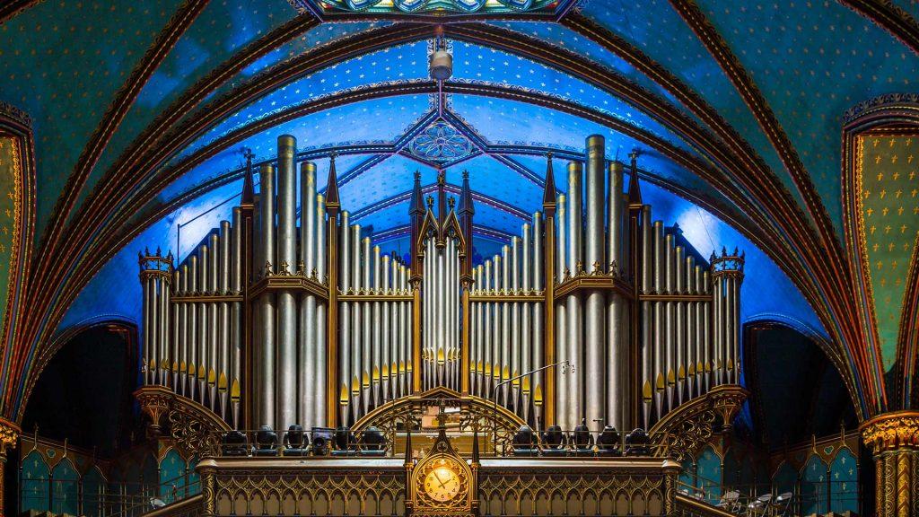 Basilica Organ