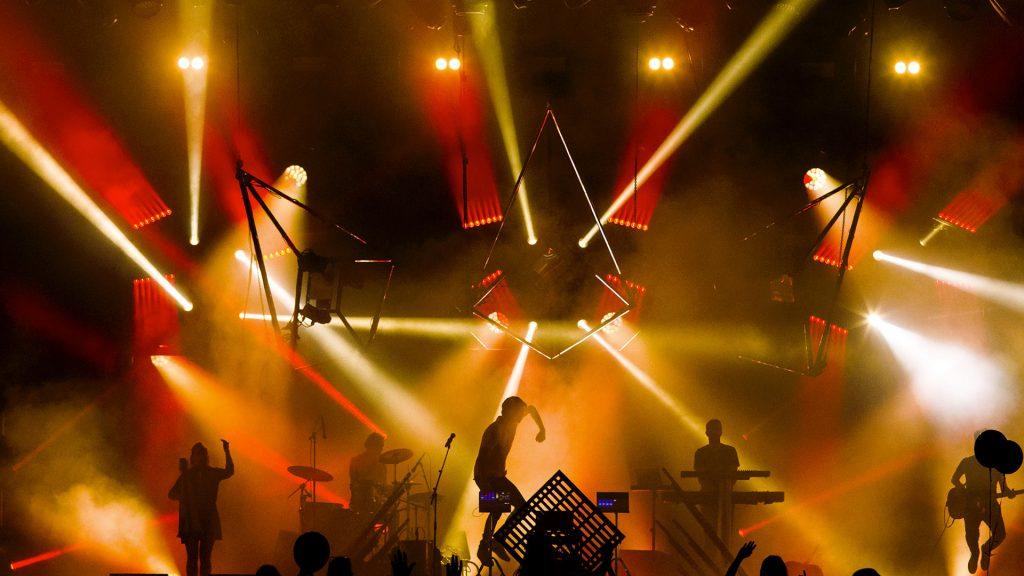 Festival Rock En Seine France