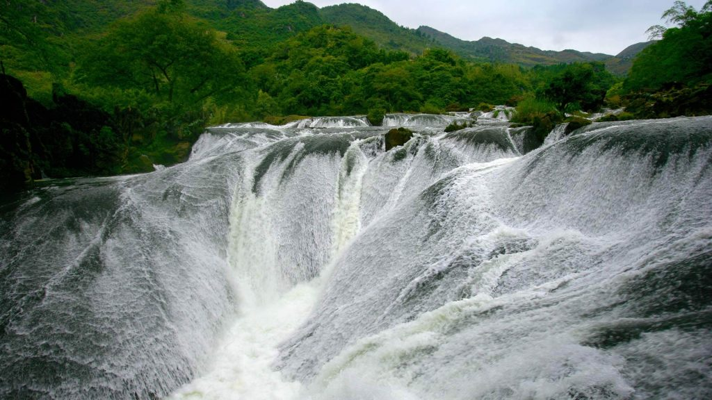Guizhou Waterfall