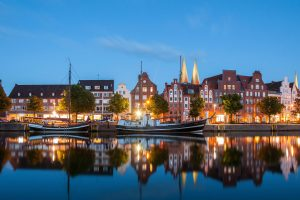 Luebeck Trave