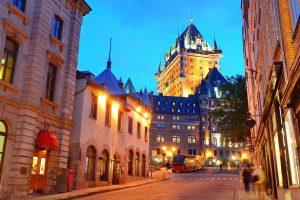 Quebec Chateau