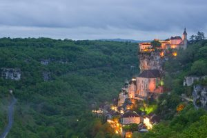 Rocamadour Sunset