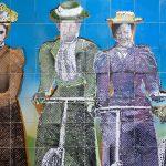 Suffragette Mural NZ