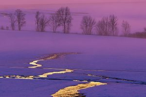 Switzerland Sunset
