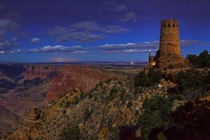 Watchtower Sky