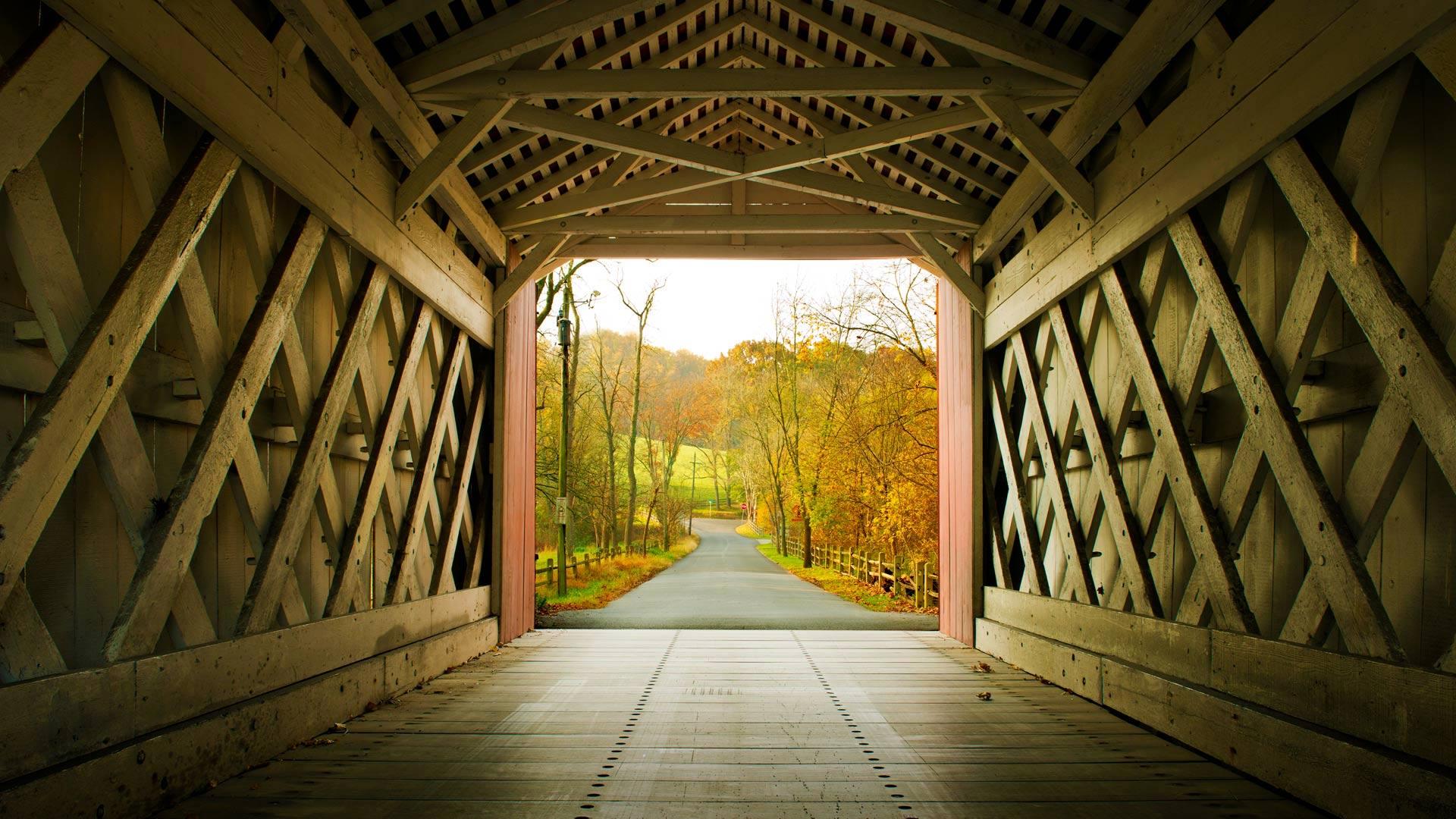 Yorklyn Covered Bridge