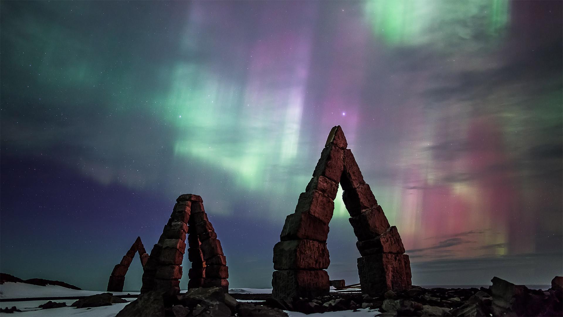 Arctic Henge