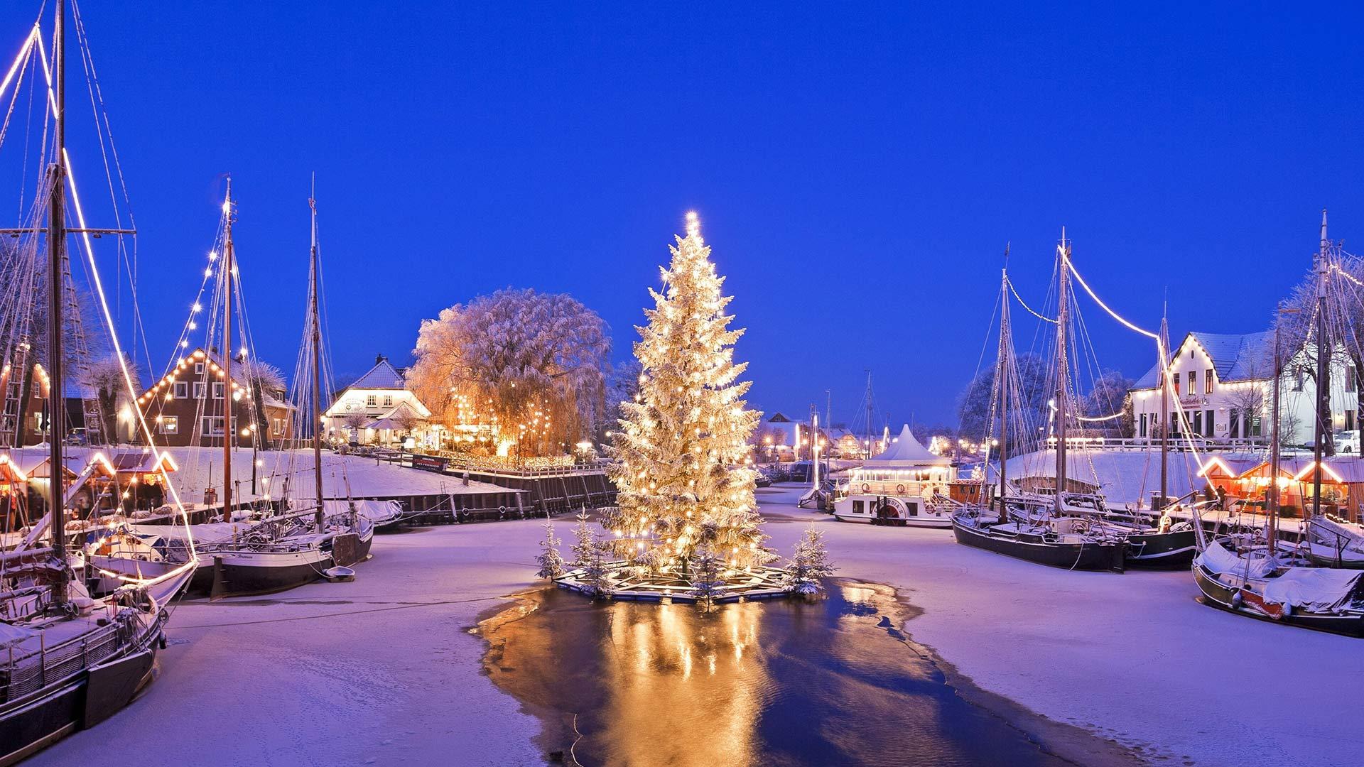Carolinensiel Weihnacht