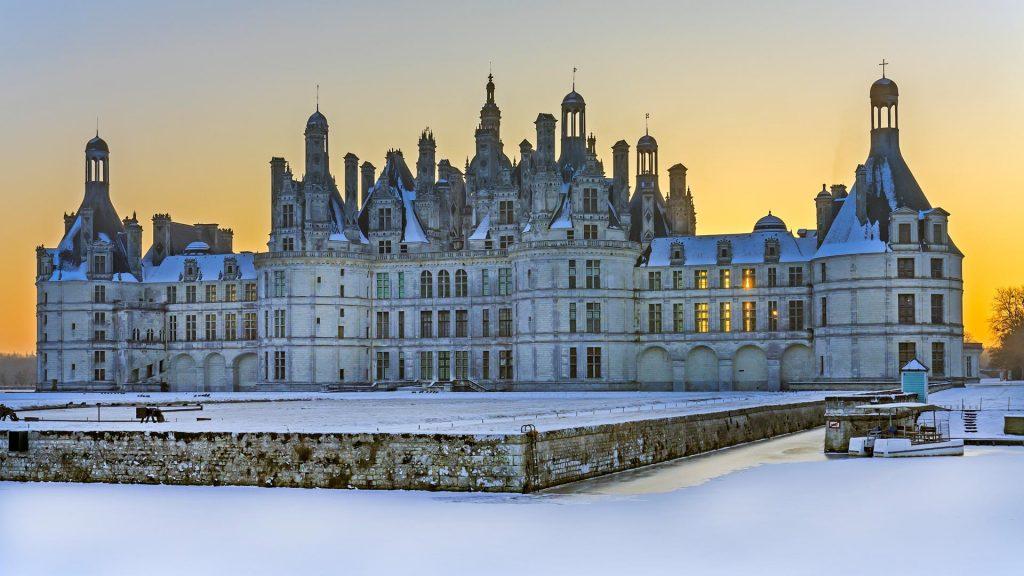 Chambord Snow