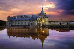 Chateau Chantilly France