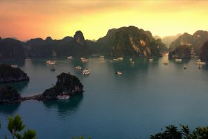 Halong Bay Video
