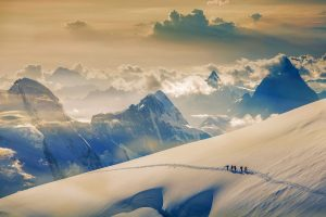 Jungfrau Climbers