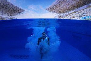 Maria Lenk Dive