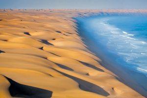 Namib Desert Ocean