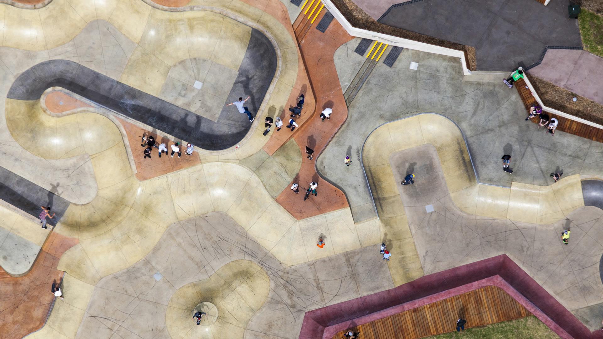 Skate Park Melb