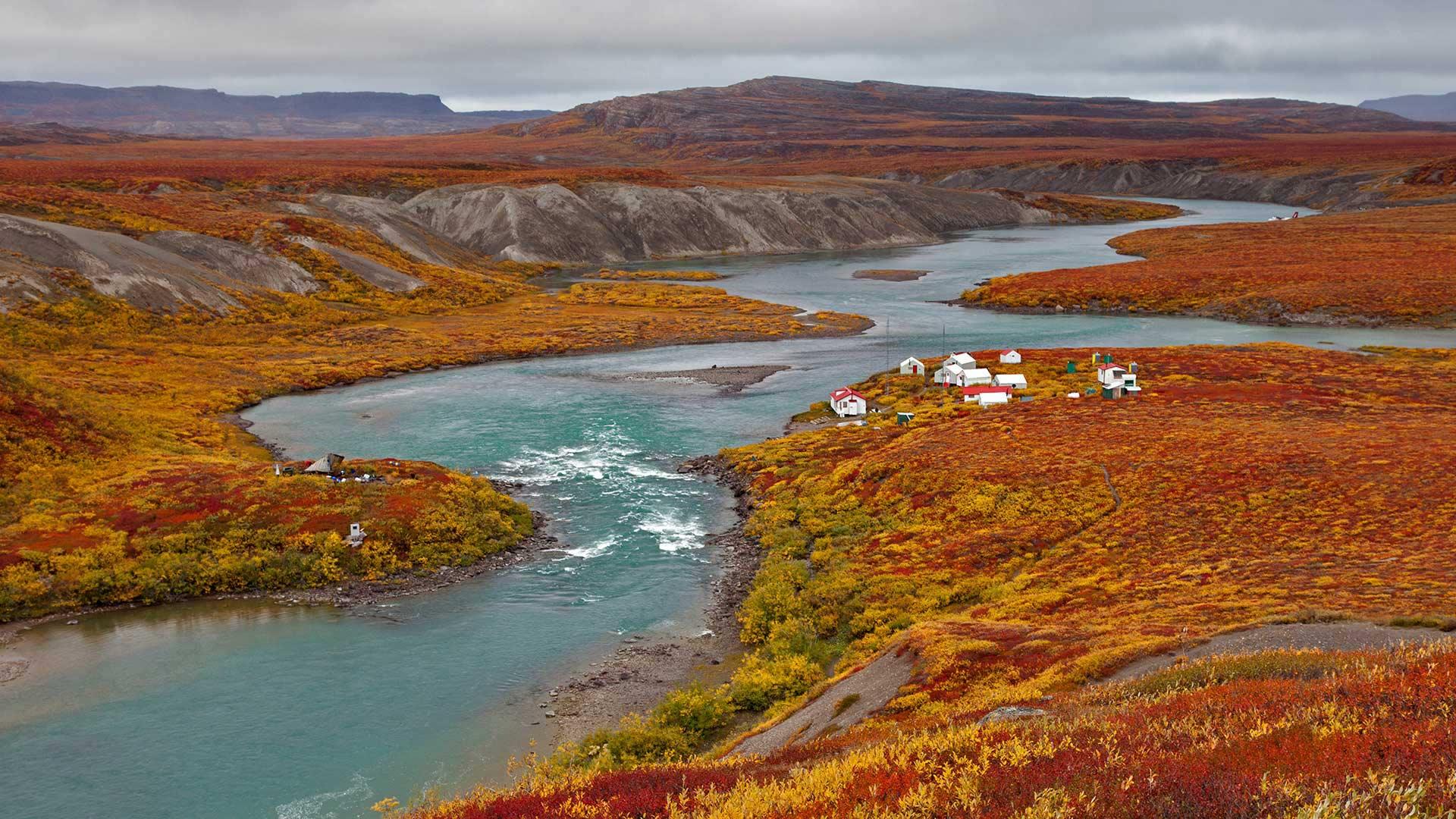 Tree River Nunavut