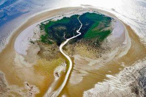 Wadden Sea Island