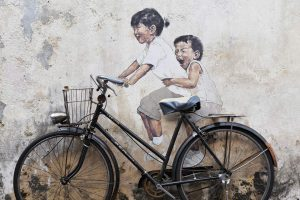 Wall Painting Children