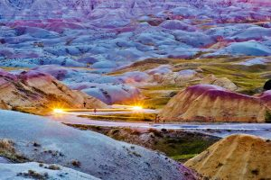Badlands Headlights