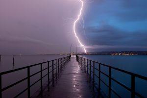 Blitz Bodensee