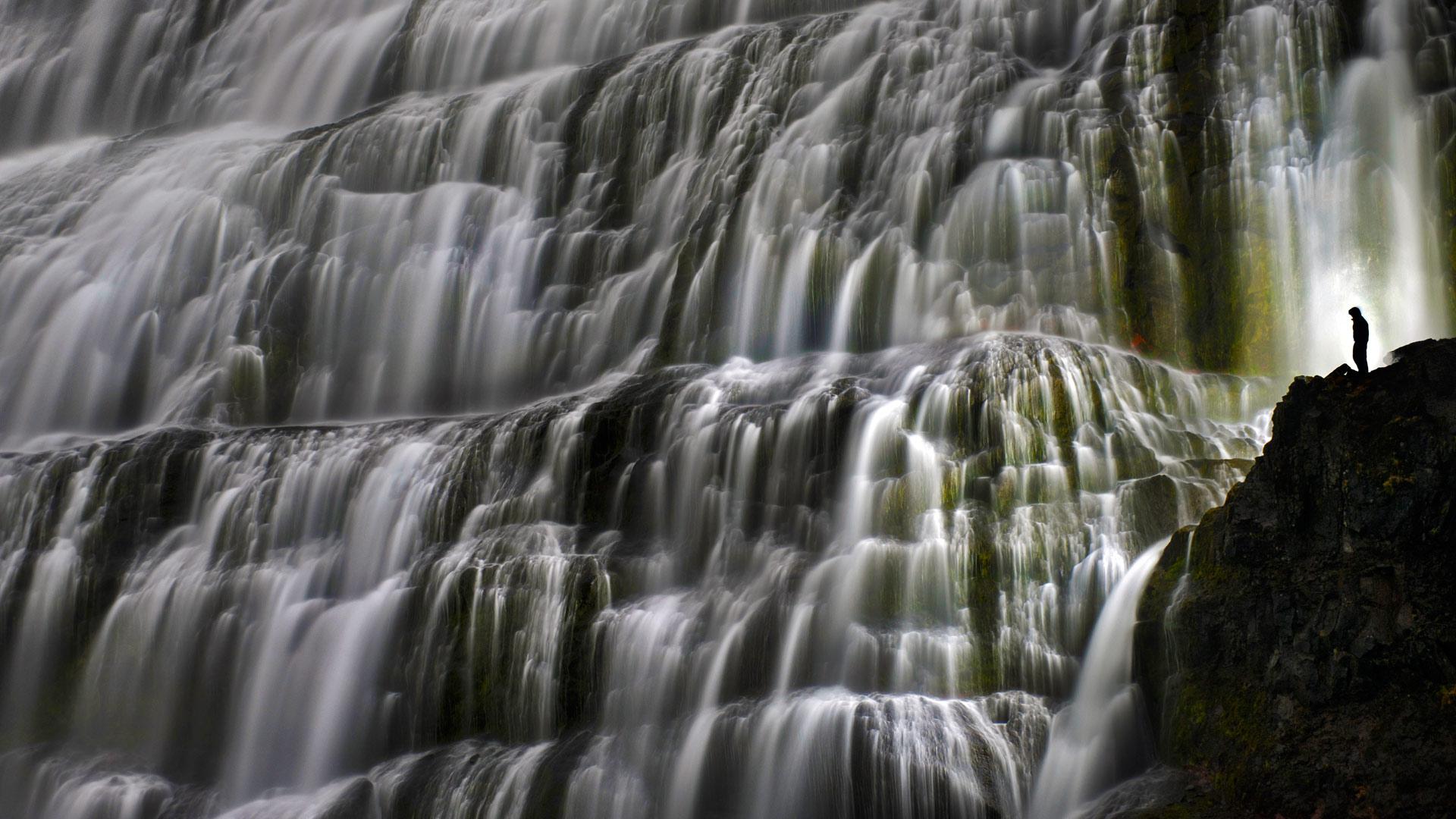 Dyjandi Falls