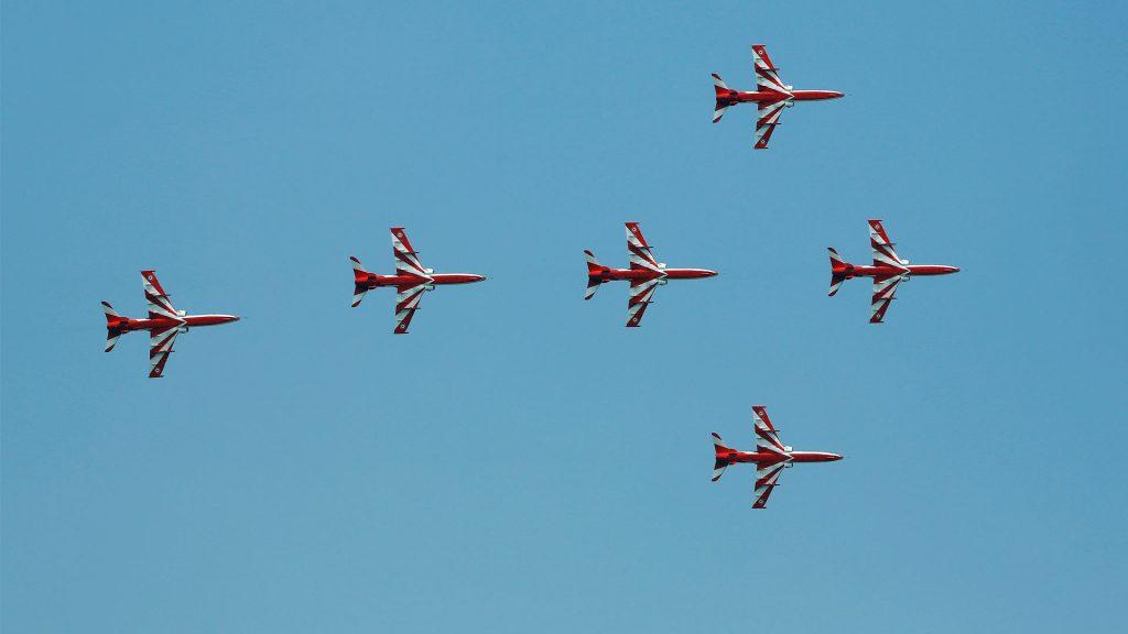 Formation Flights