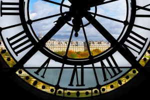 Giant Clock Orsay