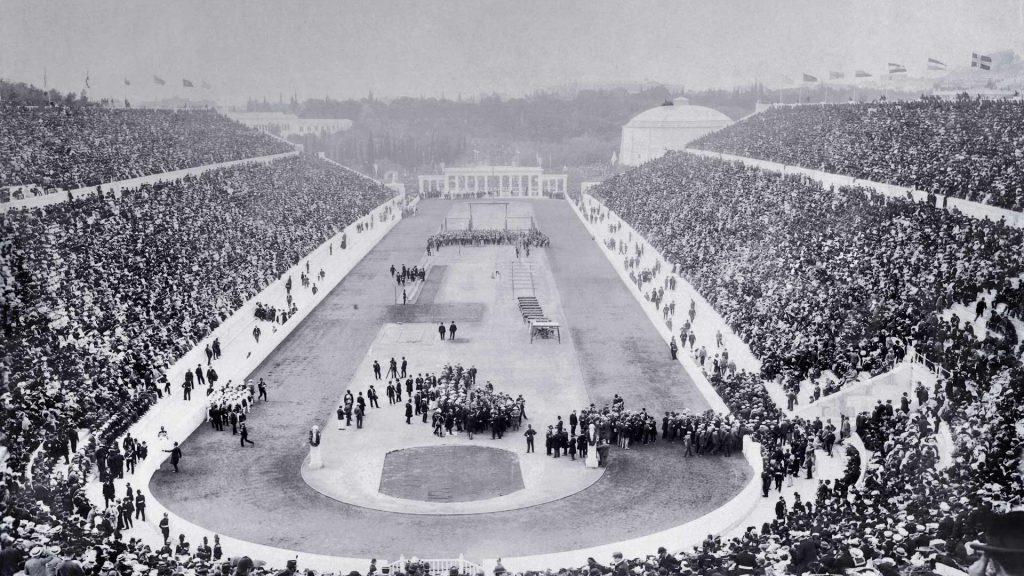 Historic Olympics