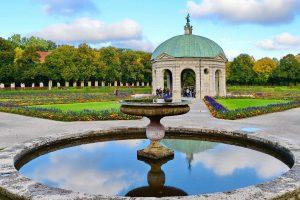 Hofgarten Muenchen