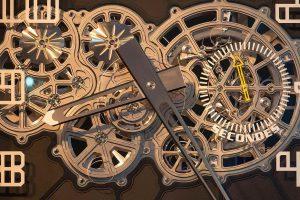 Lucky Charm Clock