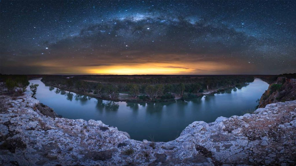 Milky Way Murray River