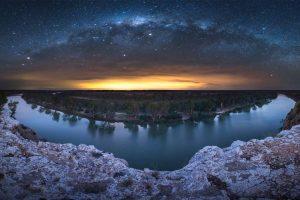 Milky Way Murray River