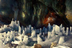 Mt Durmitor Ice Cave
