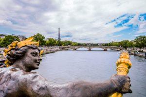 Paris Pont Alexandre