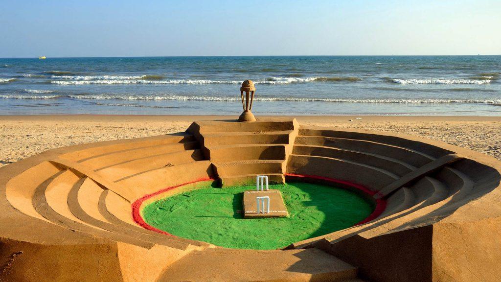 Sand Stadium