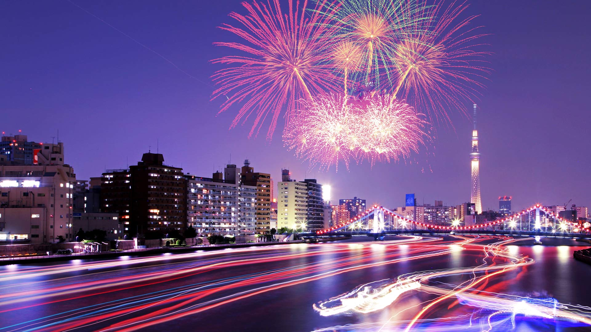 Sumida Fireworks
