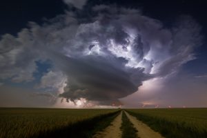 Supercell Champagne