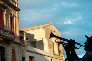 Trumpeter Arles