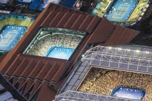 Aust Open Tennis