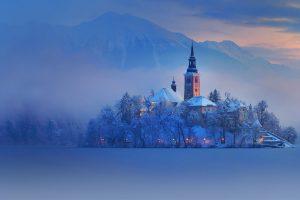 Bled Snow