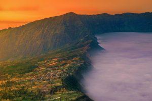 Cemoro Lawang Crater