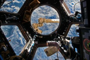Cupola ISS
