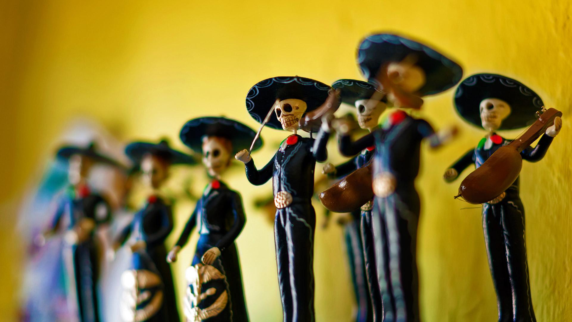 Dead Mariachi Band
