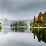 Eibsee Herbst